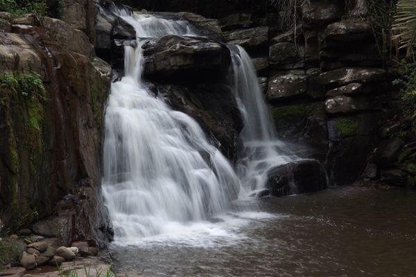 cachoeira em guaramiranga