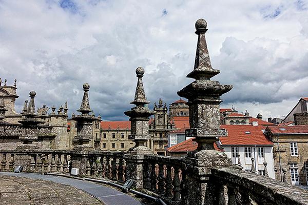 Pacotes de Viagem para Portugal - Santiago de Compostela