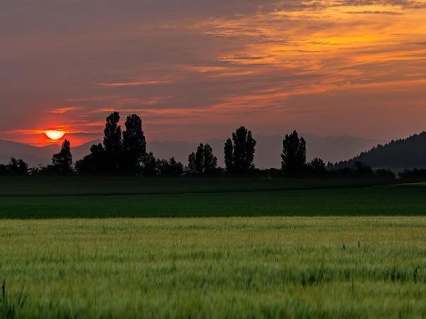 Destino Argentina, Pôr-do-sol em Mendoza - Numatur Viagens Turismo. Foto: Alfredo