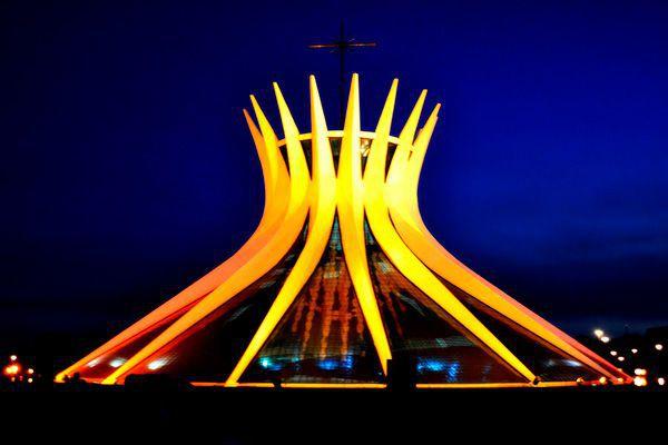 catedral metropolitana - Brasília Distrito Federal