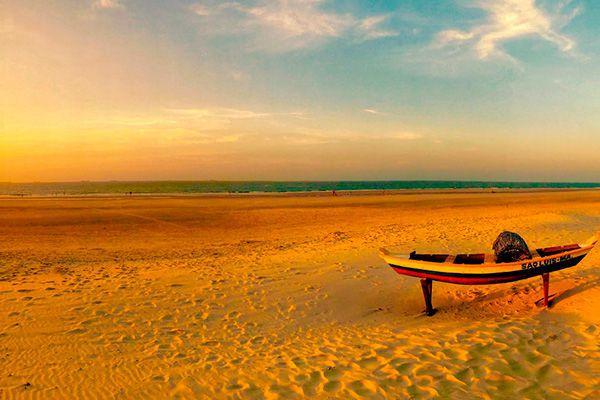 Praia São Luis do Maranhão