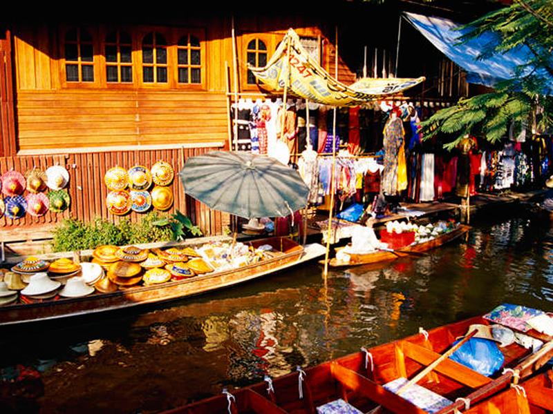 Tailândia - Numatur