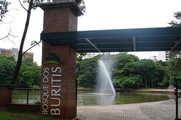Bosque dos Buritis - Goiás