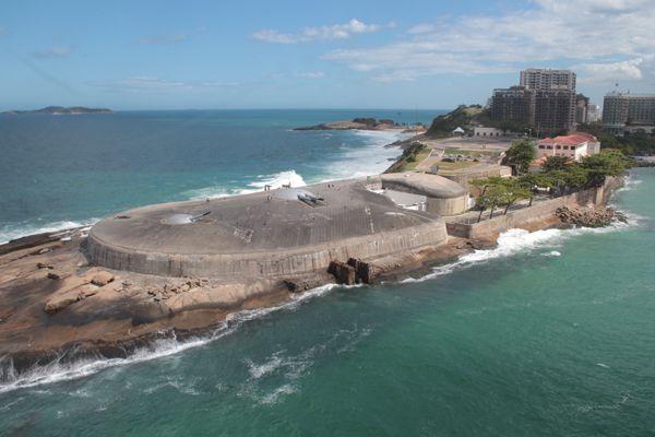 copacabana forte rio de janeiro