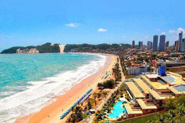 Praia Esmeralda - Rio Grande do Norte